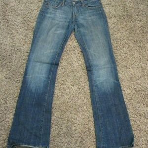 Seven 7 For All Mankind Bootcut Denim Jeans